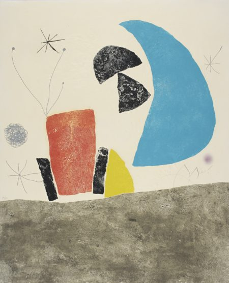 Joan Miro-Espriu - Miro (D. 876, See C. Bks. 197)-1975