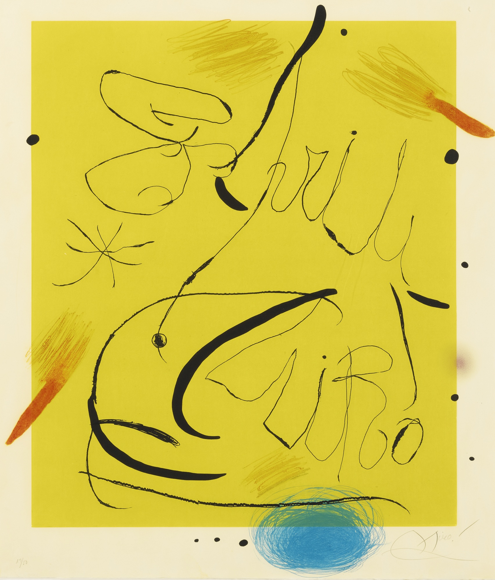 Joan Miro-Espriu - Miro (D. 877; See C. Bks. 197)-1975