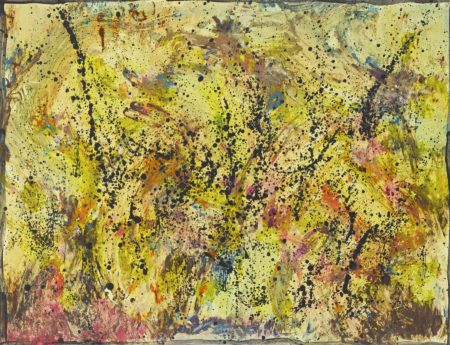 Jules Olitski-With Abandon-1994