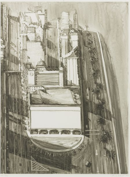 Wayne Thiebaud-City Views-2003