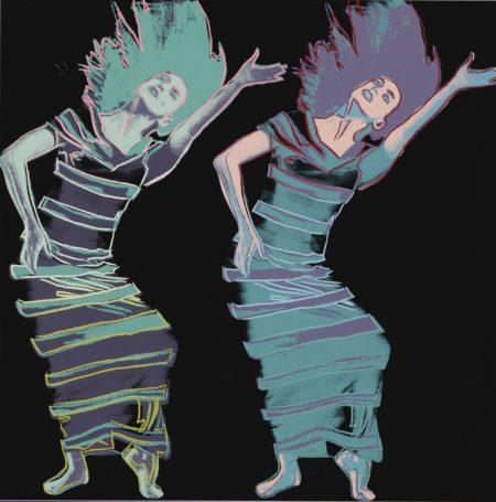 Andy Warhol-Satyric Festival Song (F. & S. II.387)-1986