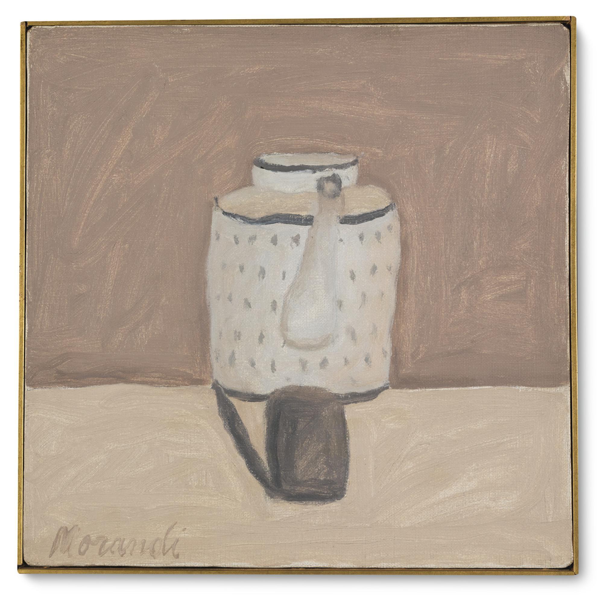 Giorgio Morandi-Natura Morta-1962
