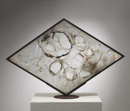 Alberto Burri-Combustione Plastica-1967