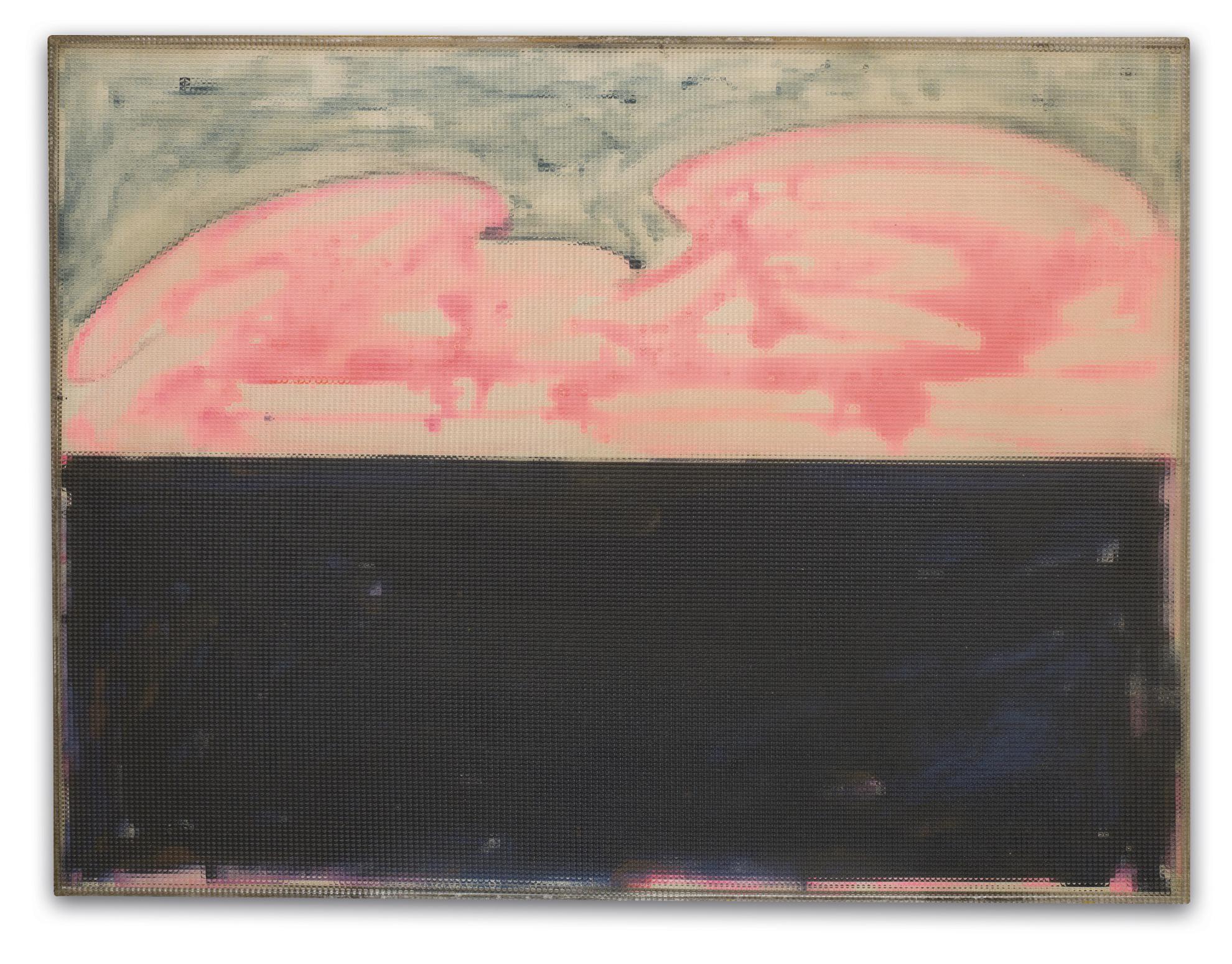 Mario Schifano-Paesaggio Anemico-1970