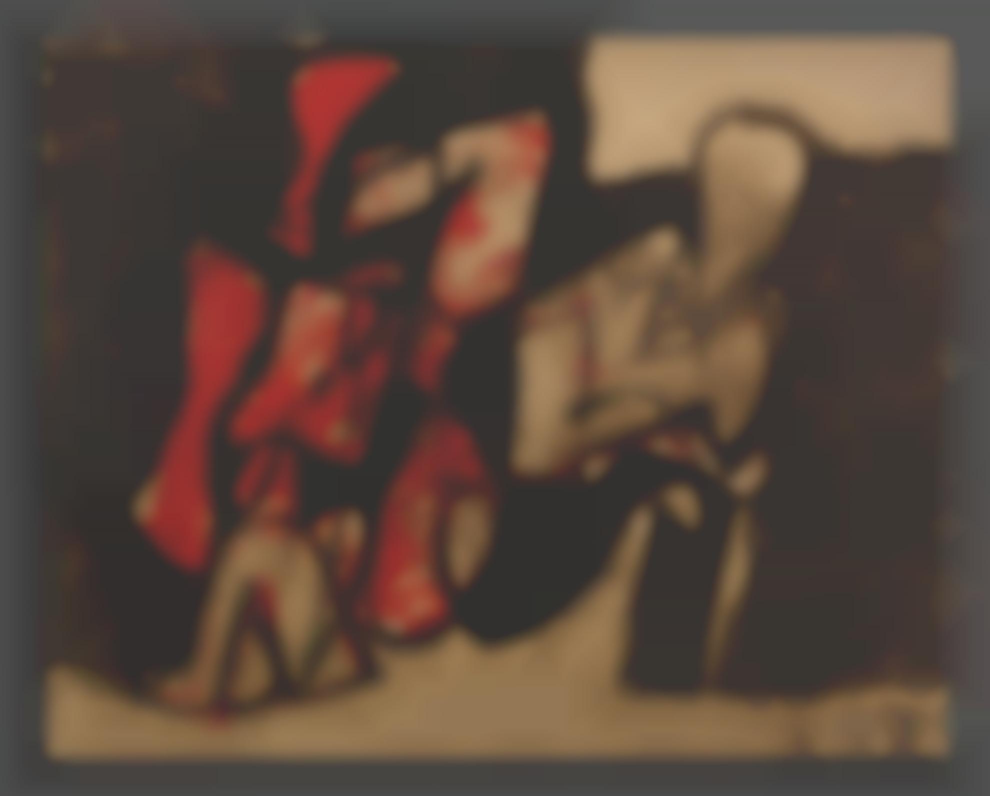 Afro Basaldella-Senza Titolo-1969