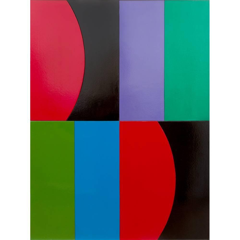Jo Delahaut-Rythme no 3-1970