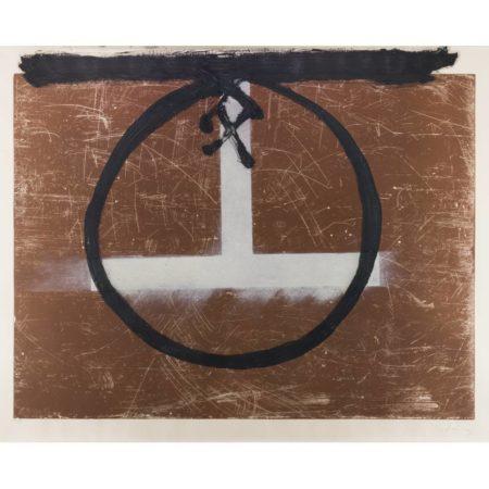 Antoni Tapies-Cercle-1981