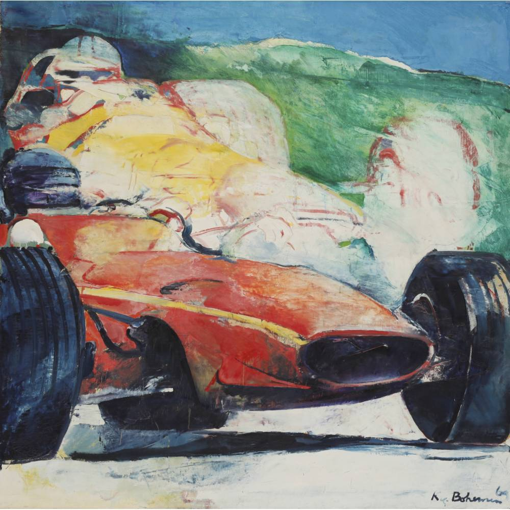 Kees van Bohemen-Grand Prix-1969