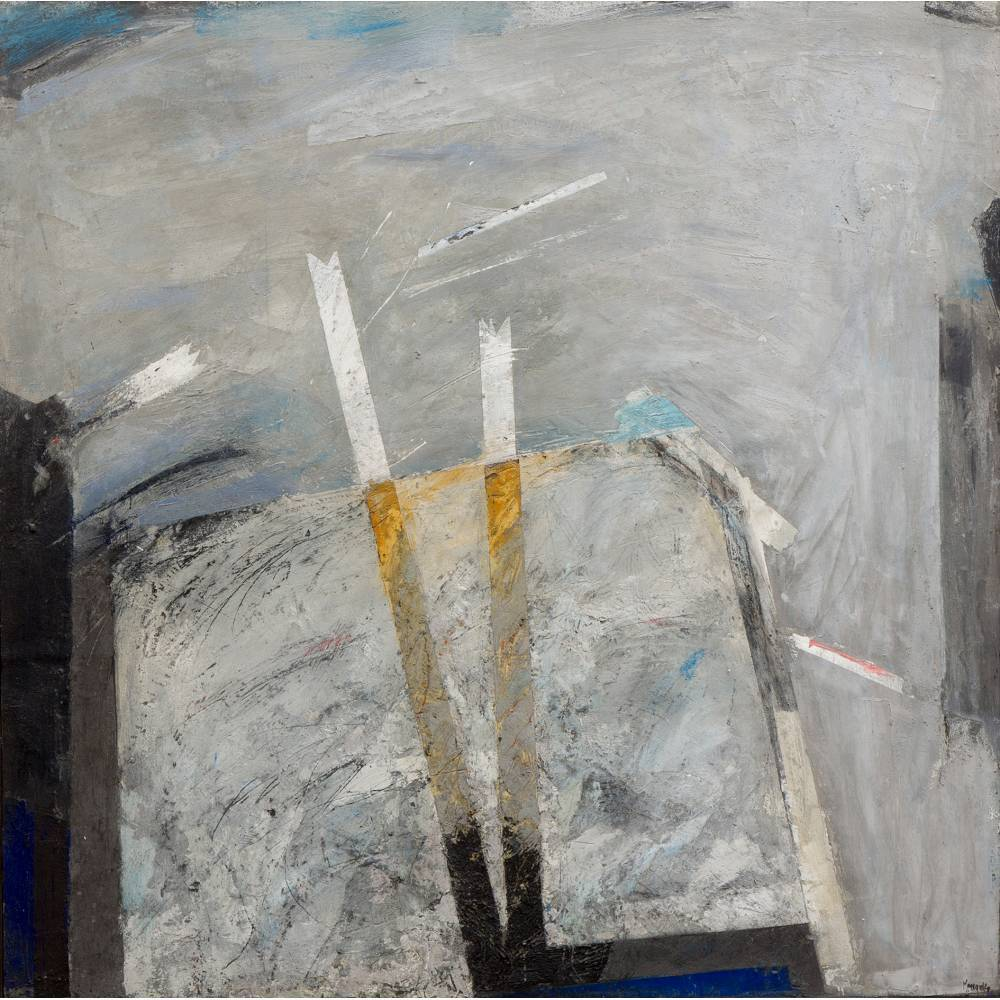 Abstract composition-