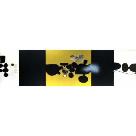 Victor Pasmore-Points of Contact No. 17- What is the Object over There?-1974