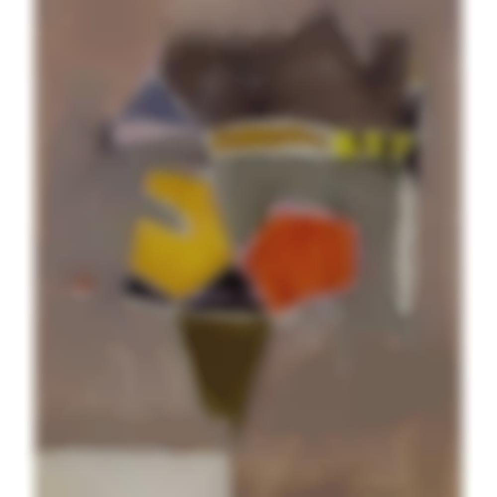 Geer Van Velde-Abstract-