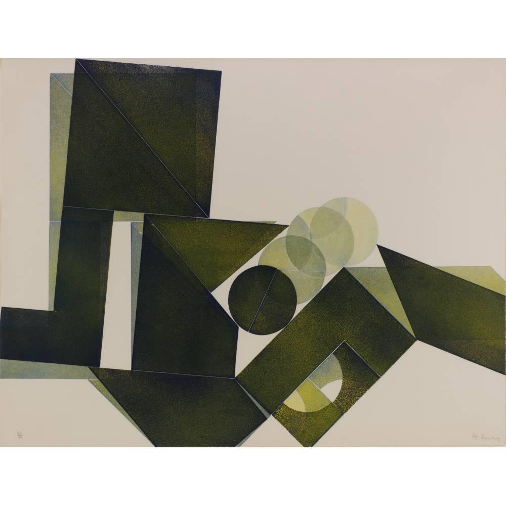 Pol Bury-Untitled (3x)-