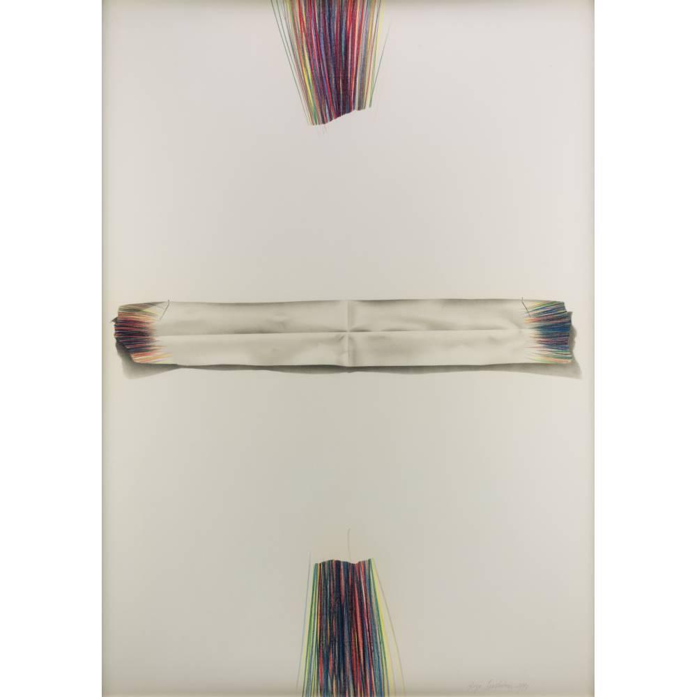 (i) Zonder titel / Untitled; (ii) Zonder titel XIV (also known as 'Vredig')-1976