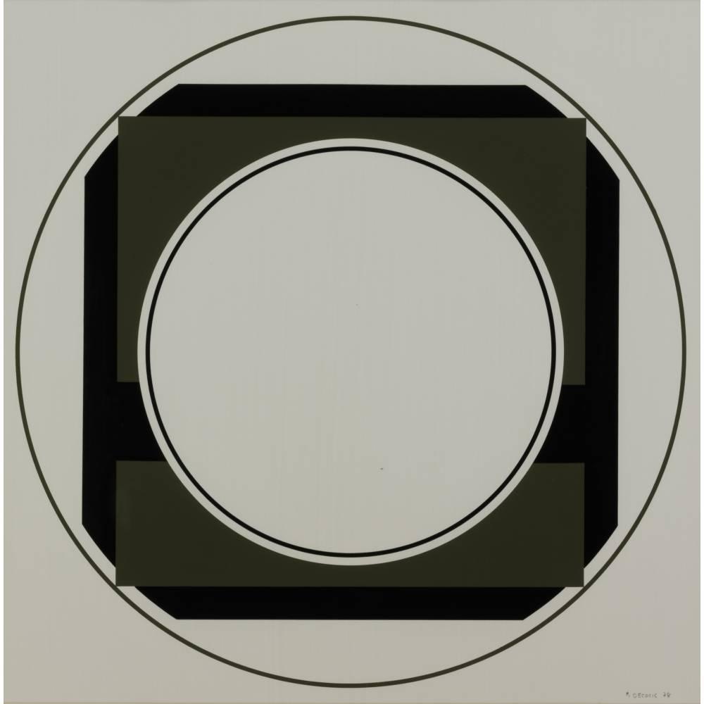 Geometric composition-1978