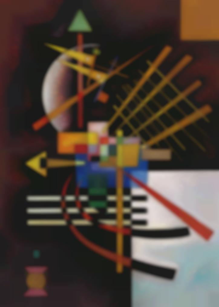 Kandinsky 1915-1933 Russian and Bauhaus Years