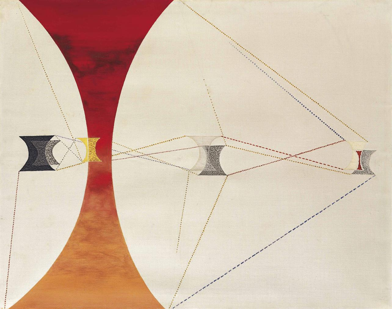 Laszlo Moholy-Nagy-Ch 14B Variation Of A Rh Picture-1940