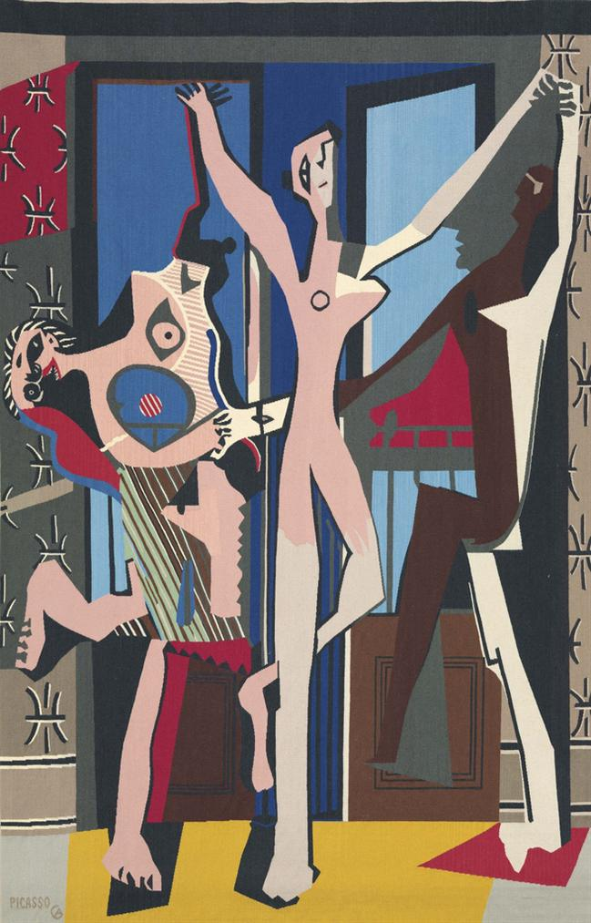 Pablo Picasso-La Danse-1990