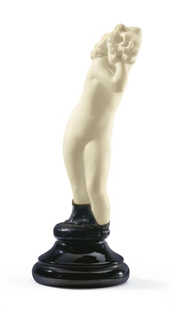 Pablo Gargallo-Petit Nu-1900