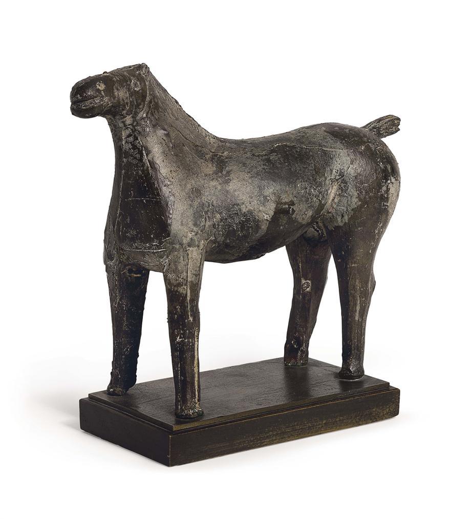 Marino Marini-Piccolo Cavallo-1945