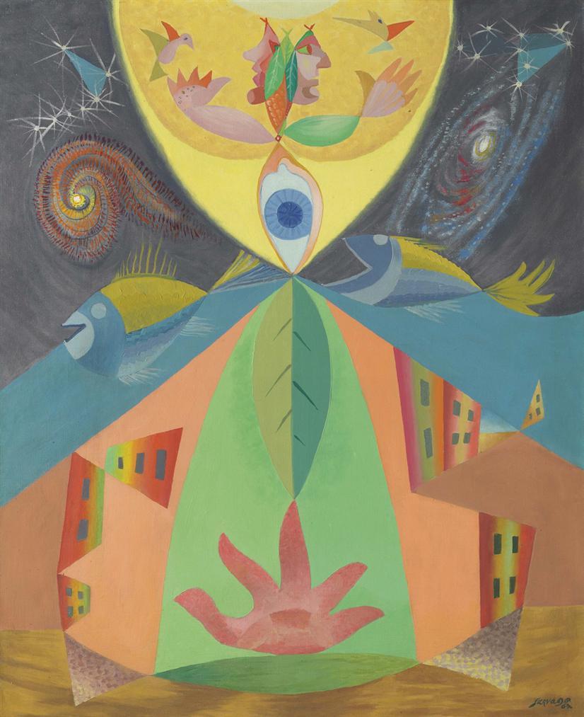 Leopold Survage-Univers-1963