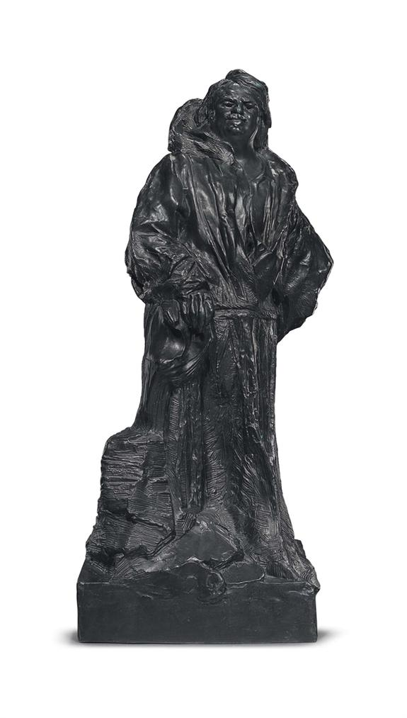 Auguste Rodin-Balzac En Robe De Dominicain-1975