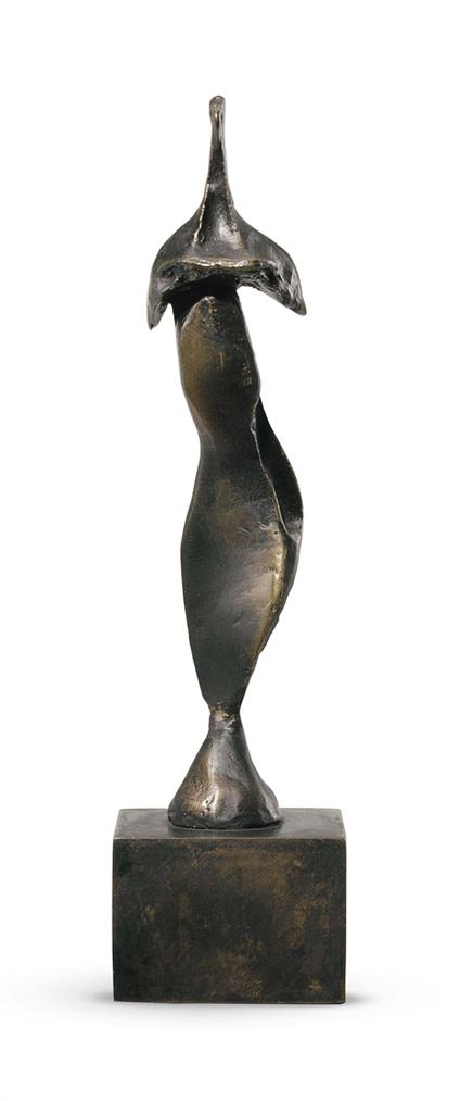 Henry Moore-Thin Standing Figure-1968