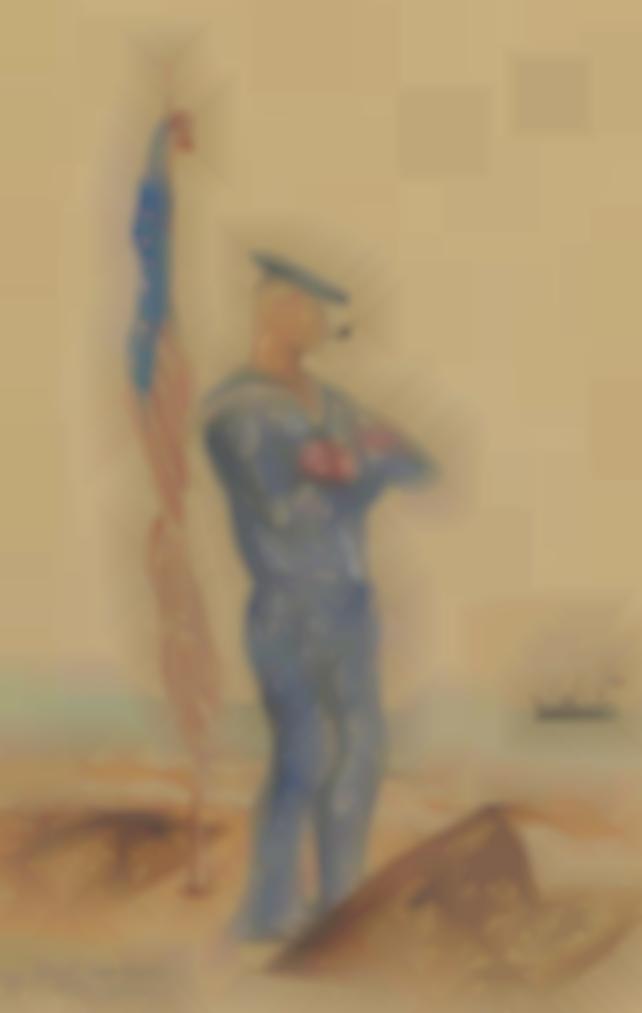 Henri de Toulouse-Lautrec-Marin Fumant-1880