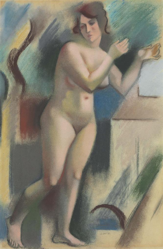 Andre Lhote-Nu Debout-1920