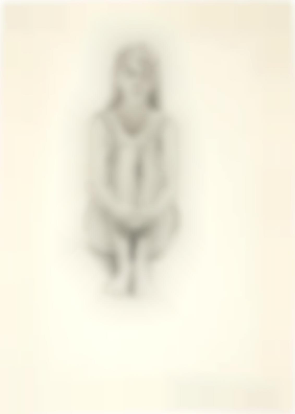 Wayne Thiebaud-Mallary Ann-1964