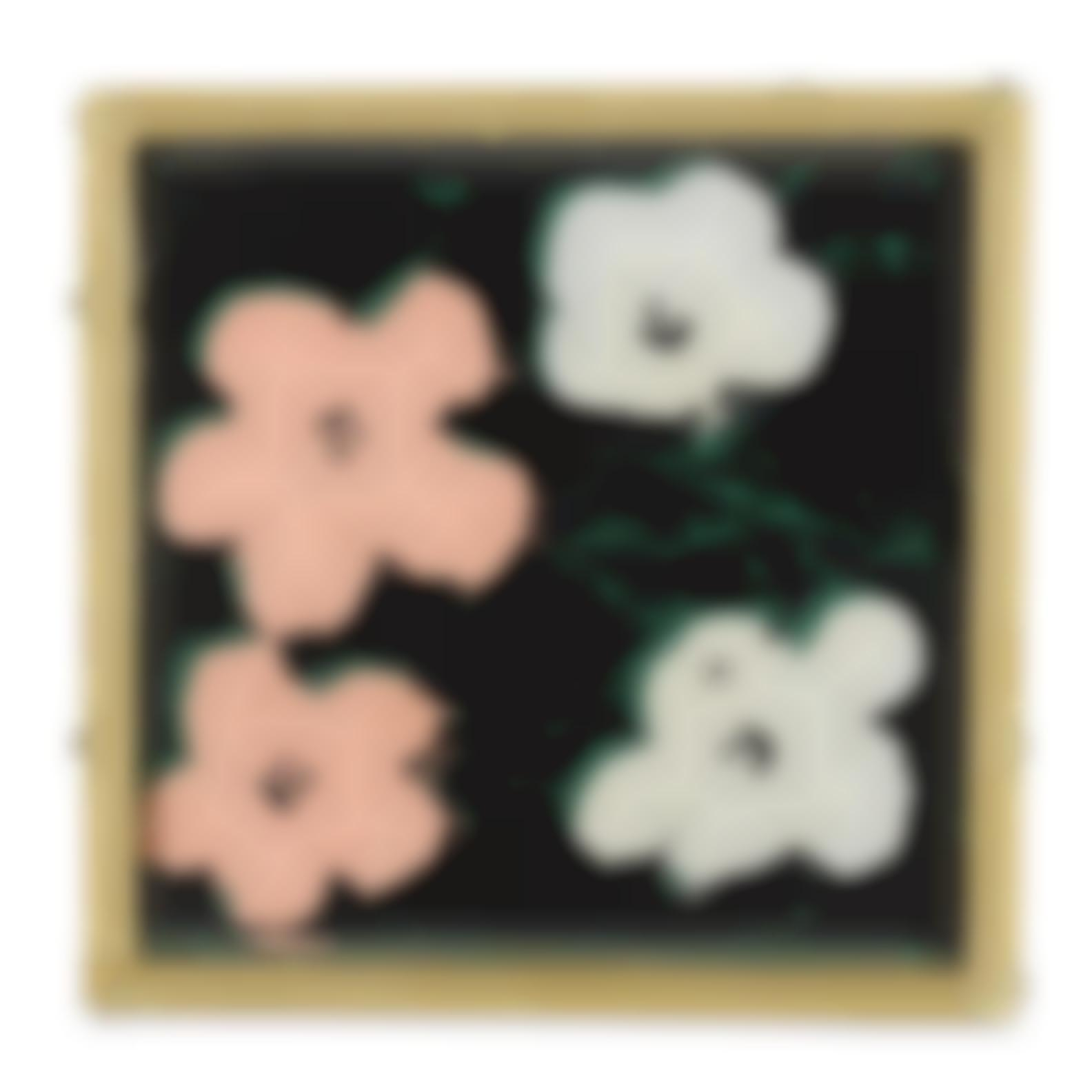 Richard Pettibone-Andy Warhol, Flowers, 1964-1971