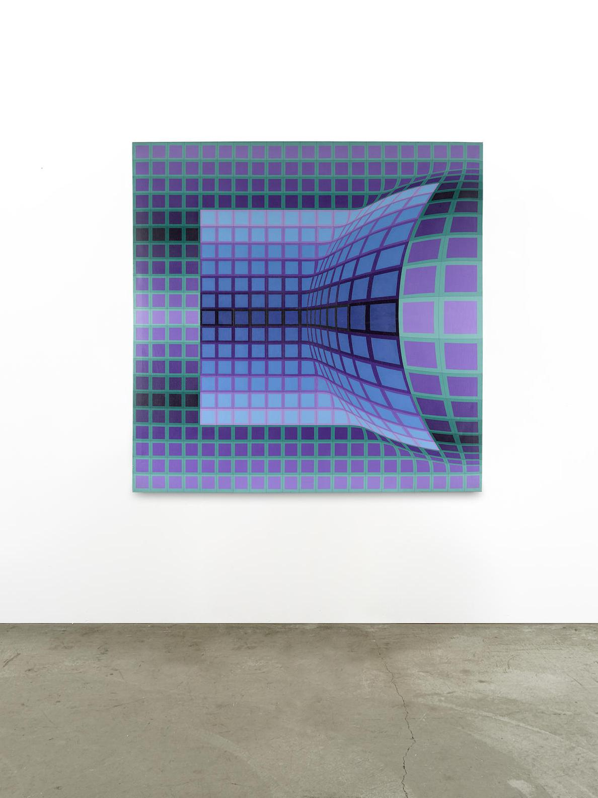 Victor Vasarely-Koss-1976