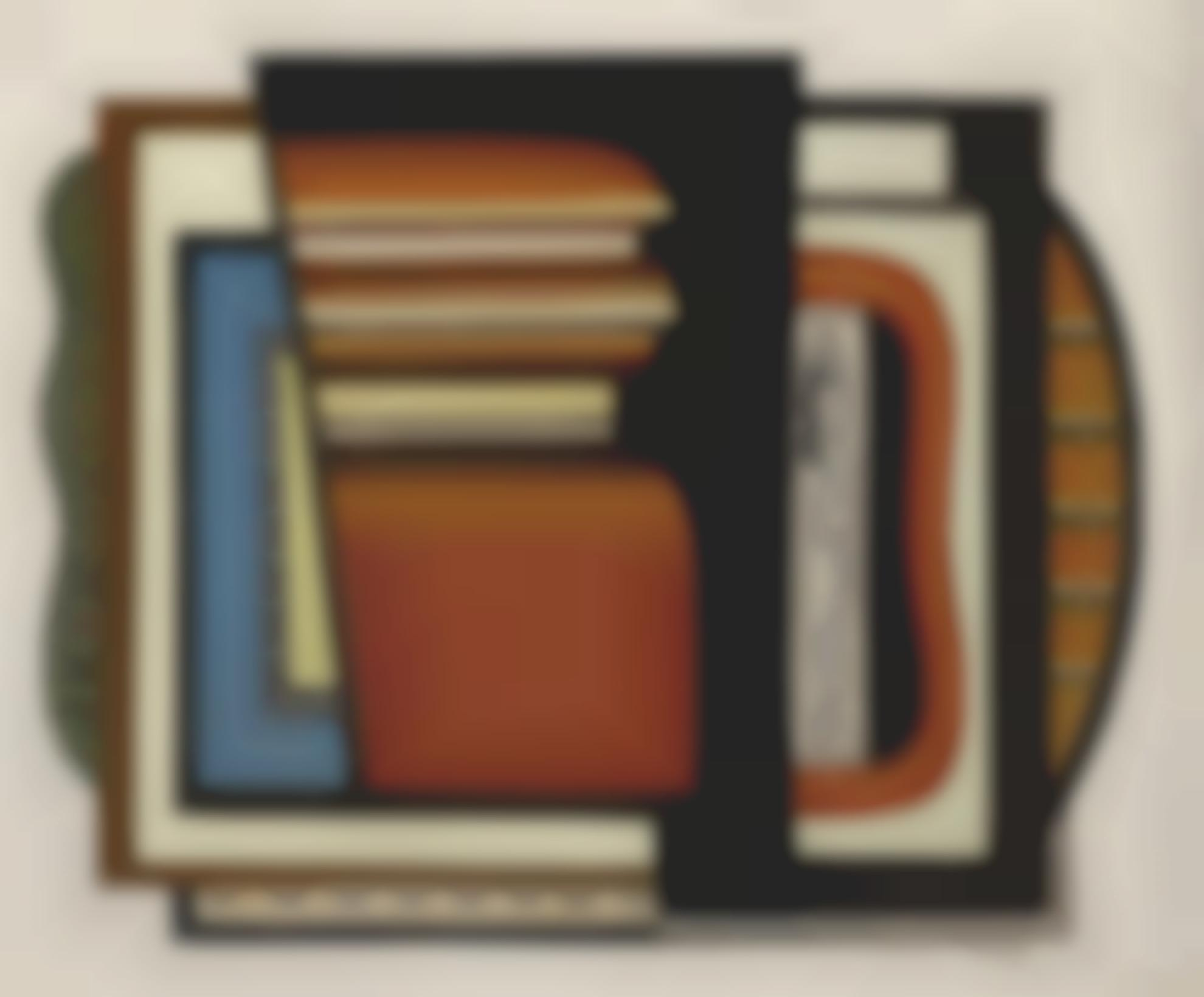 Fernand Leger-Composition-1925