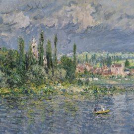Claude Monet-Vetheuil-1880