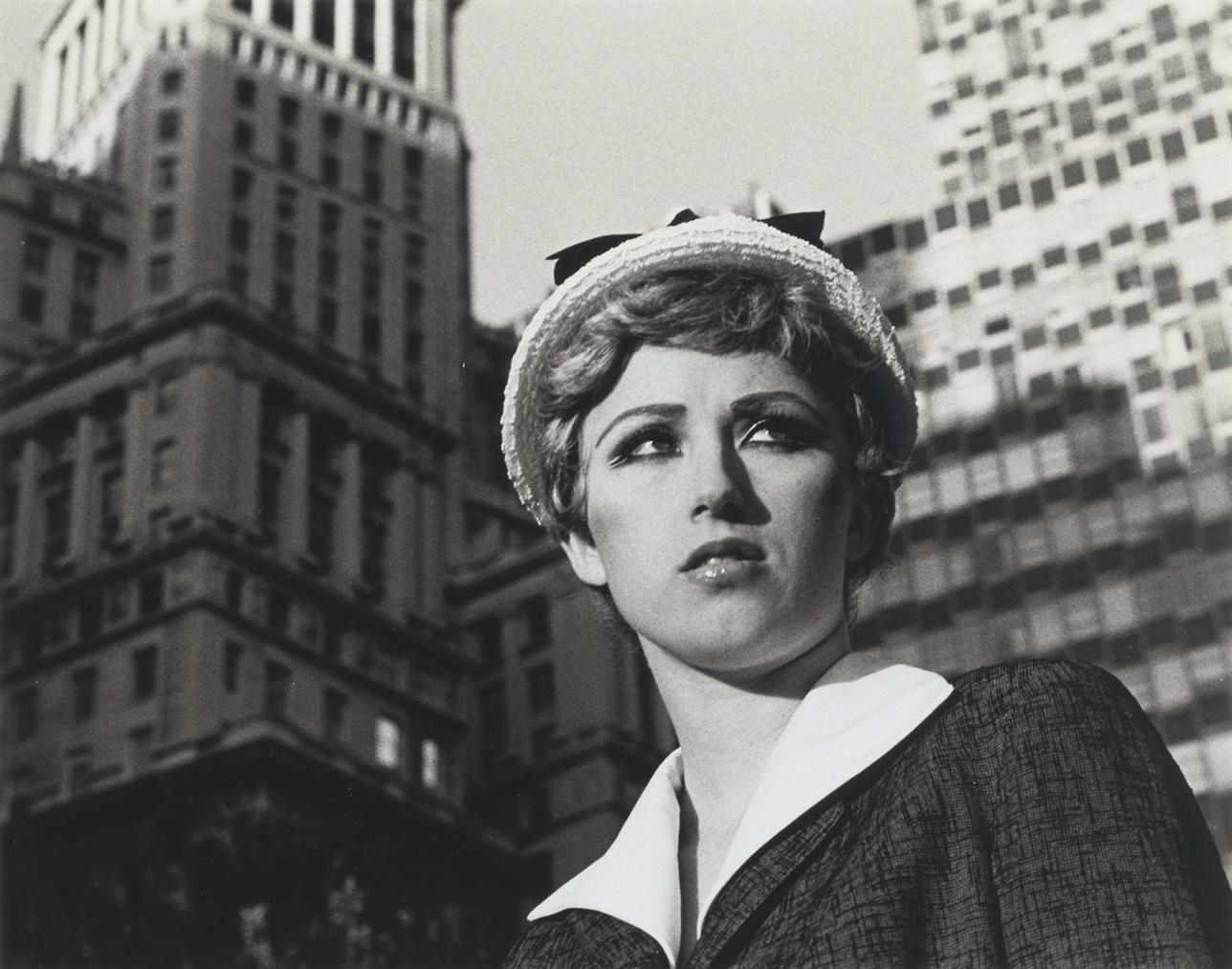 Cindy Sherman-Untitled Film Still #21-1978