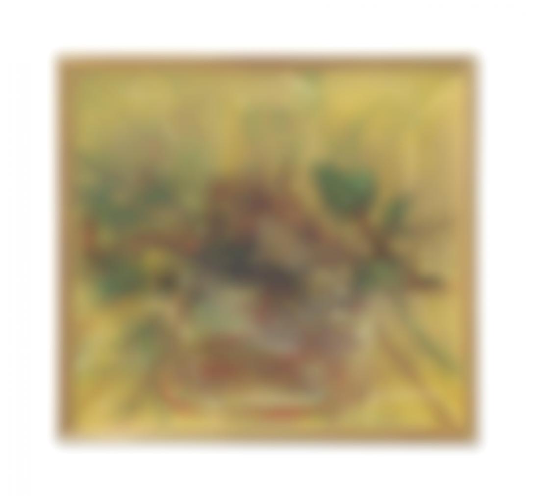 Sigmar Polke-Transparent #12-1988