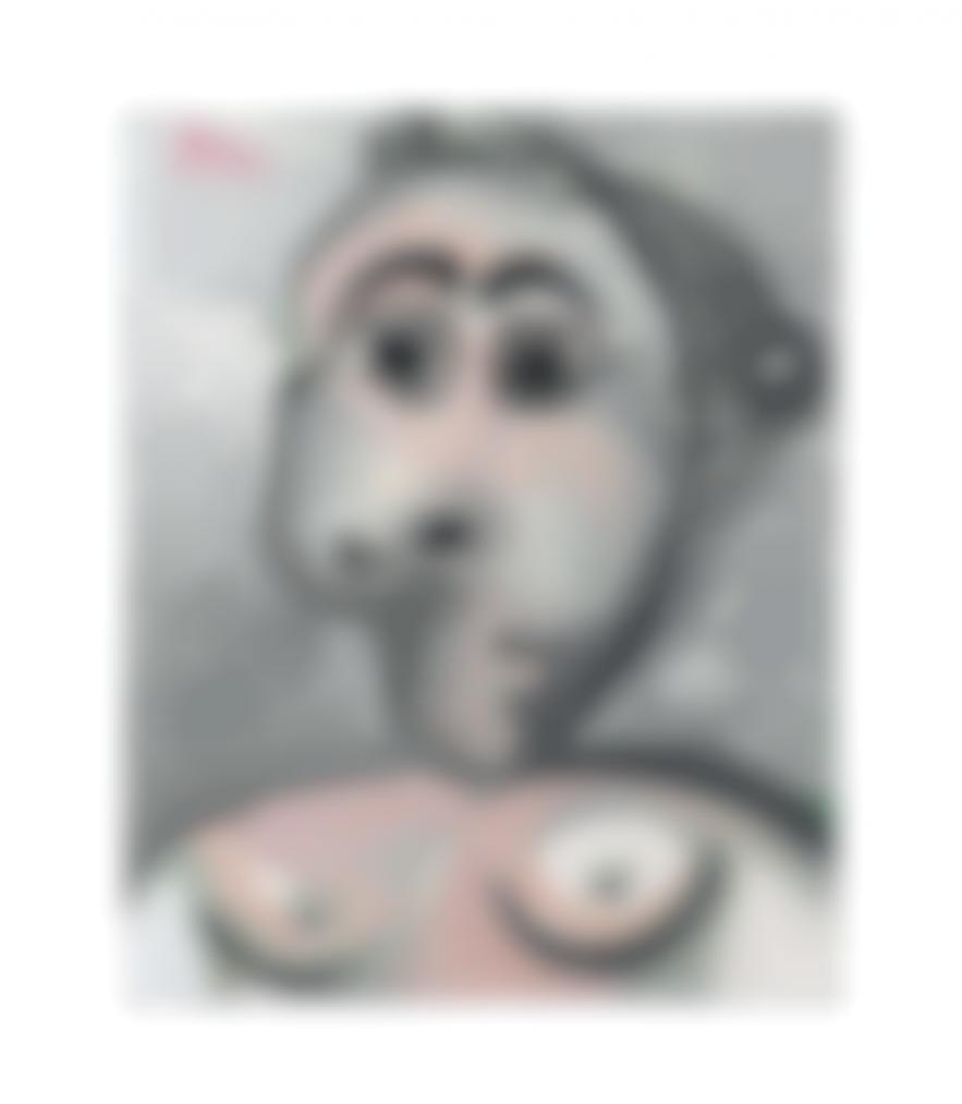 Pablo Picasso-Buste De Femme-1970