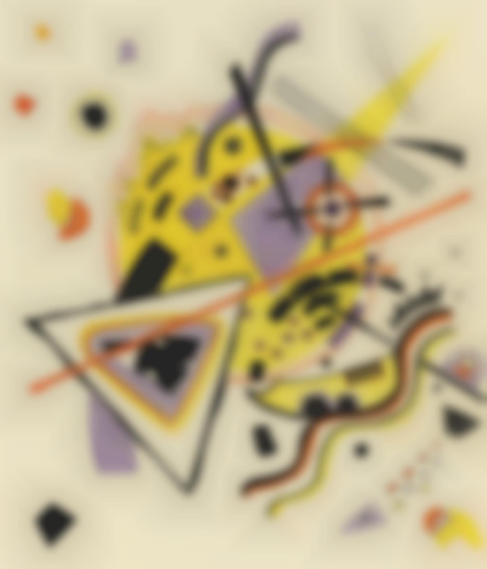 Wassily Kandinsky-Ohne Titel (Untitled)-1922