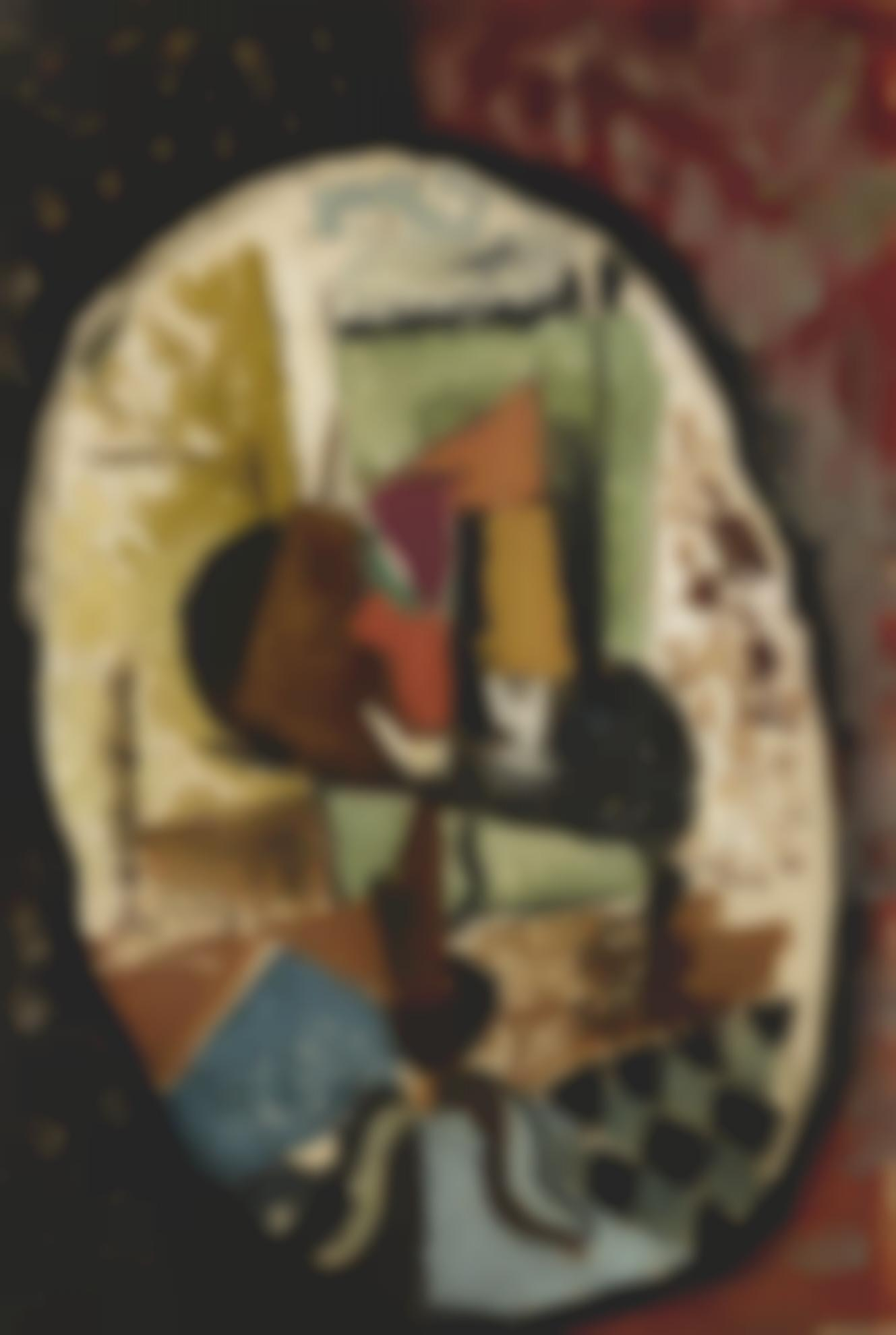Arshile Gorky-Cubist Still Life-1929