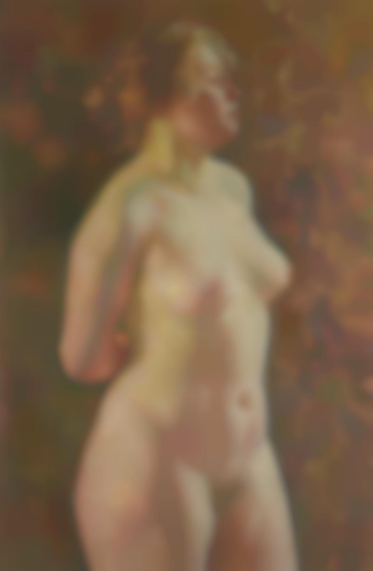 Theo van Rysselberghe-Torse De Blonde-1919