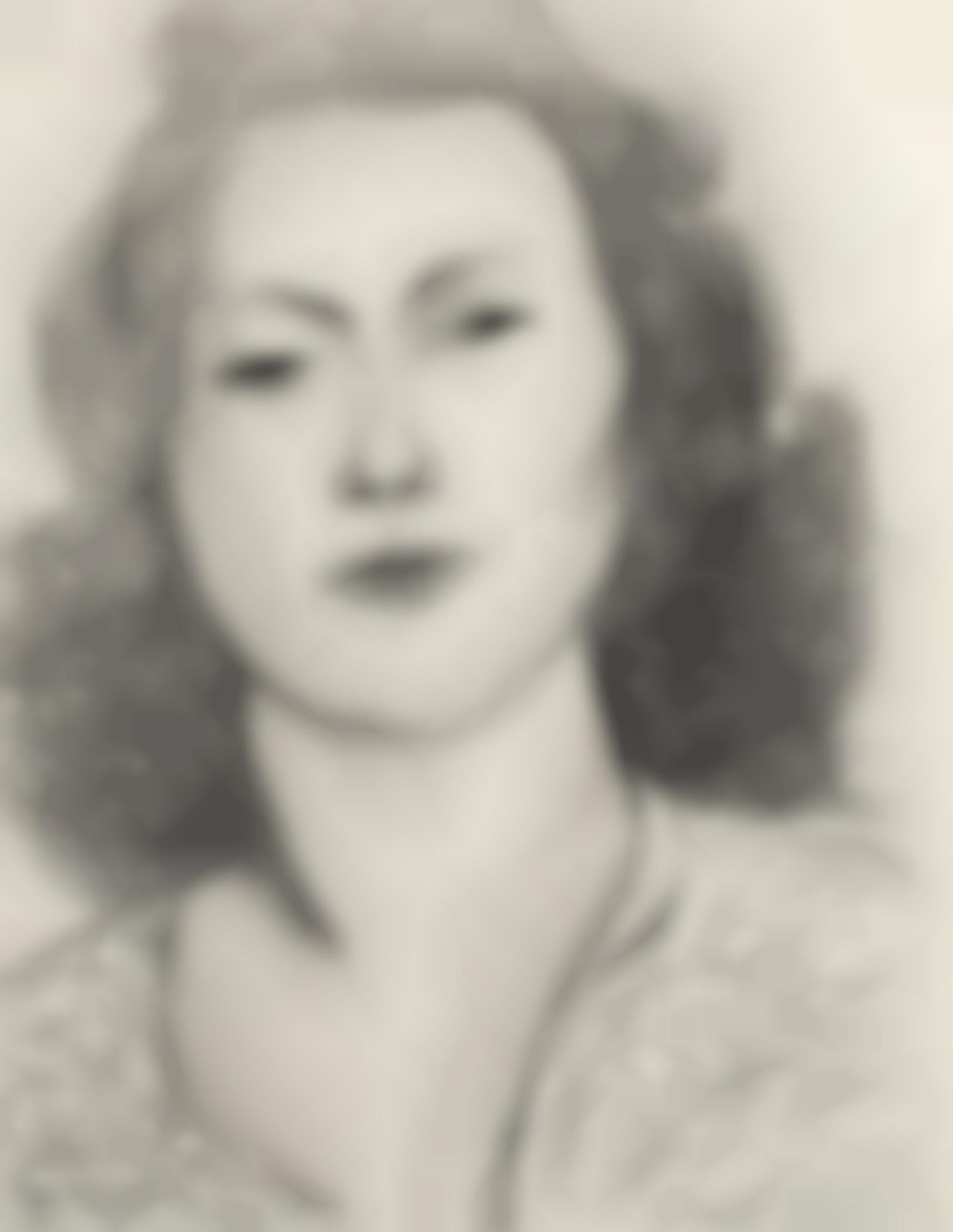 Henri Matisse-Eva, Grande Chevelure-1948