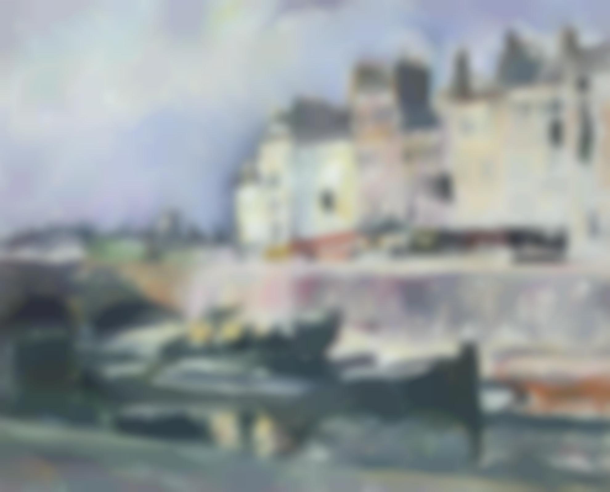Othon Friesz-Quai De Seine, Paris-1906