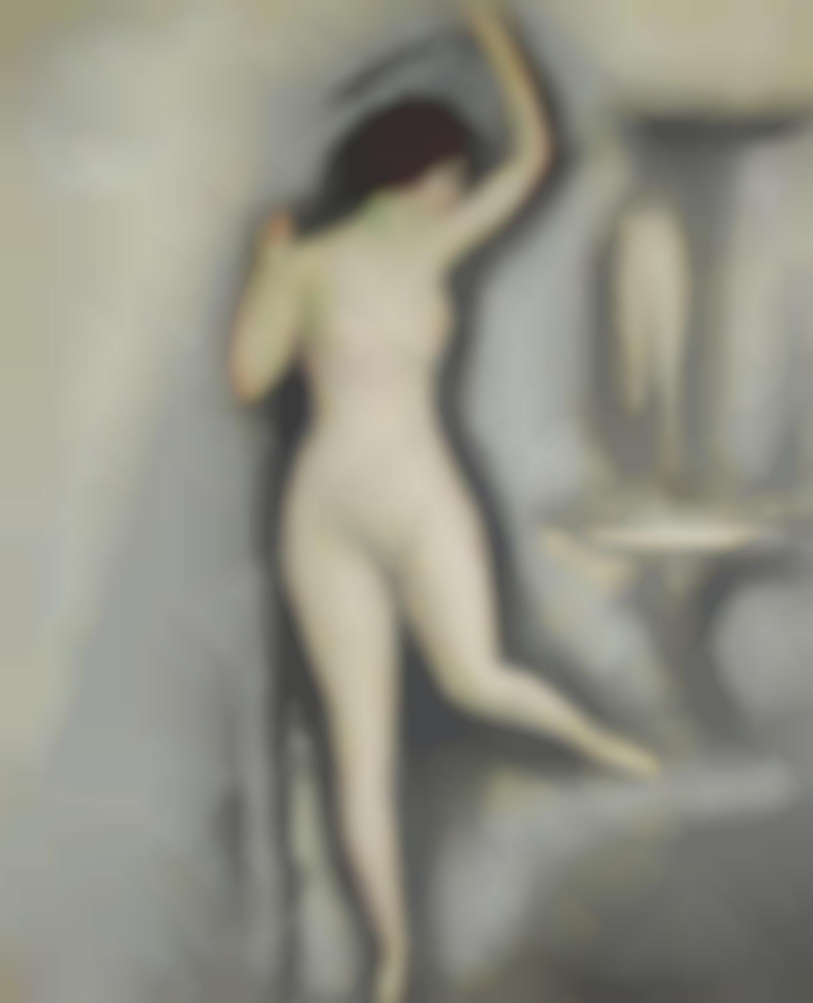 Kees van Dongen-Le Nu Esthetique-1909