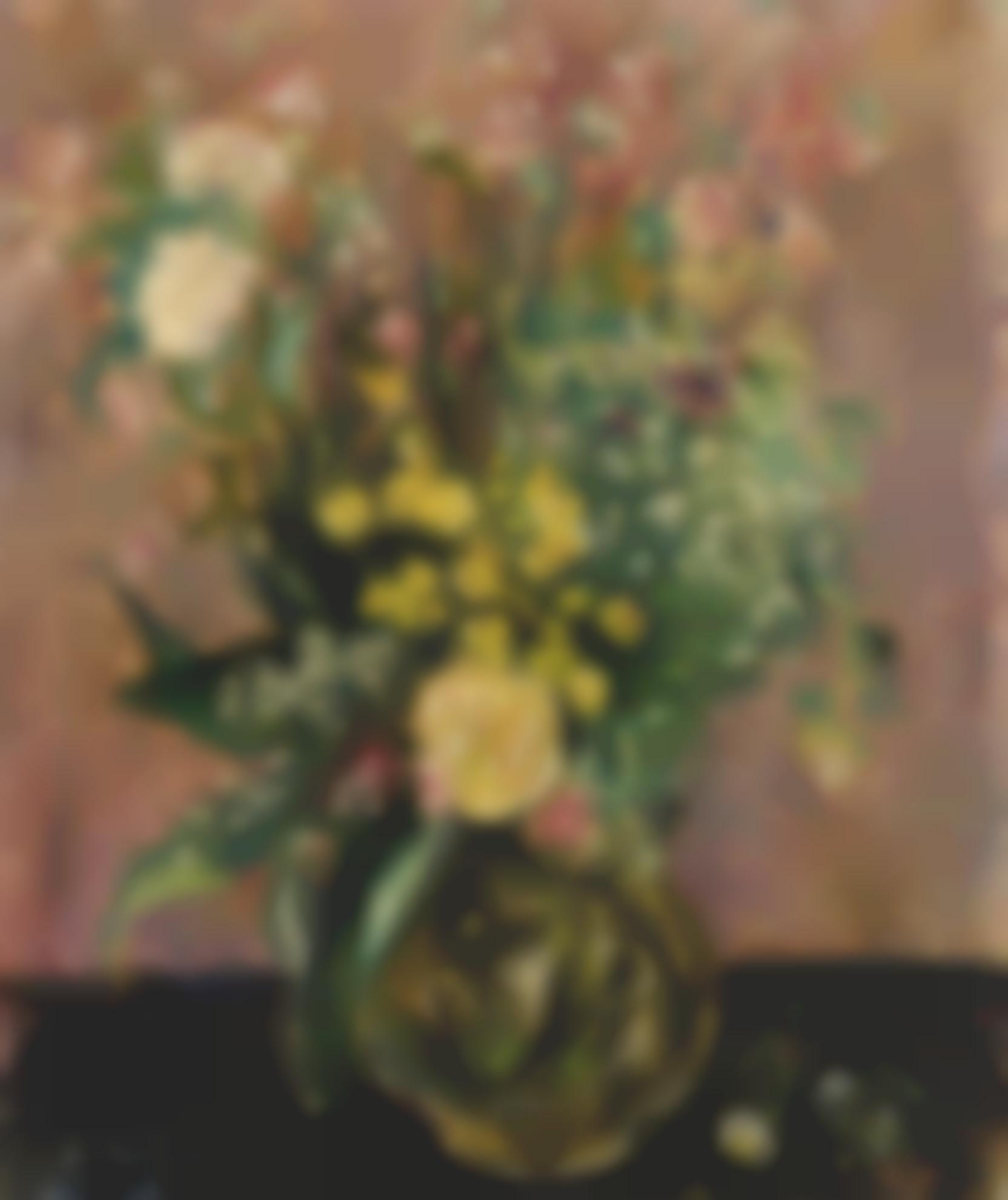 Charles Camoin-Bouquet De Fleurs Variees-