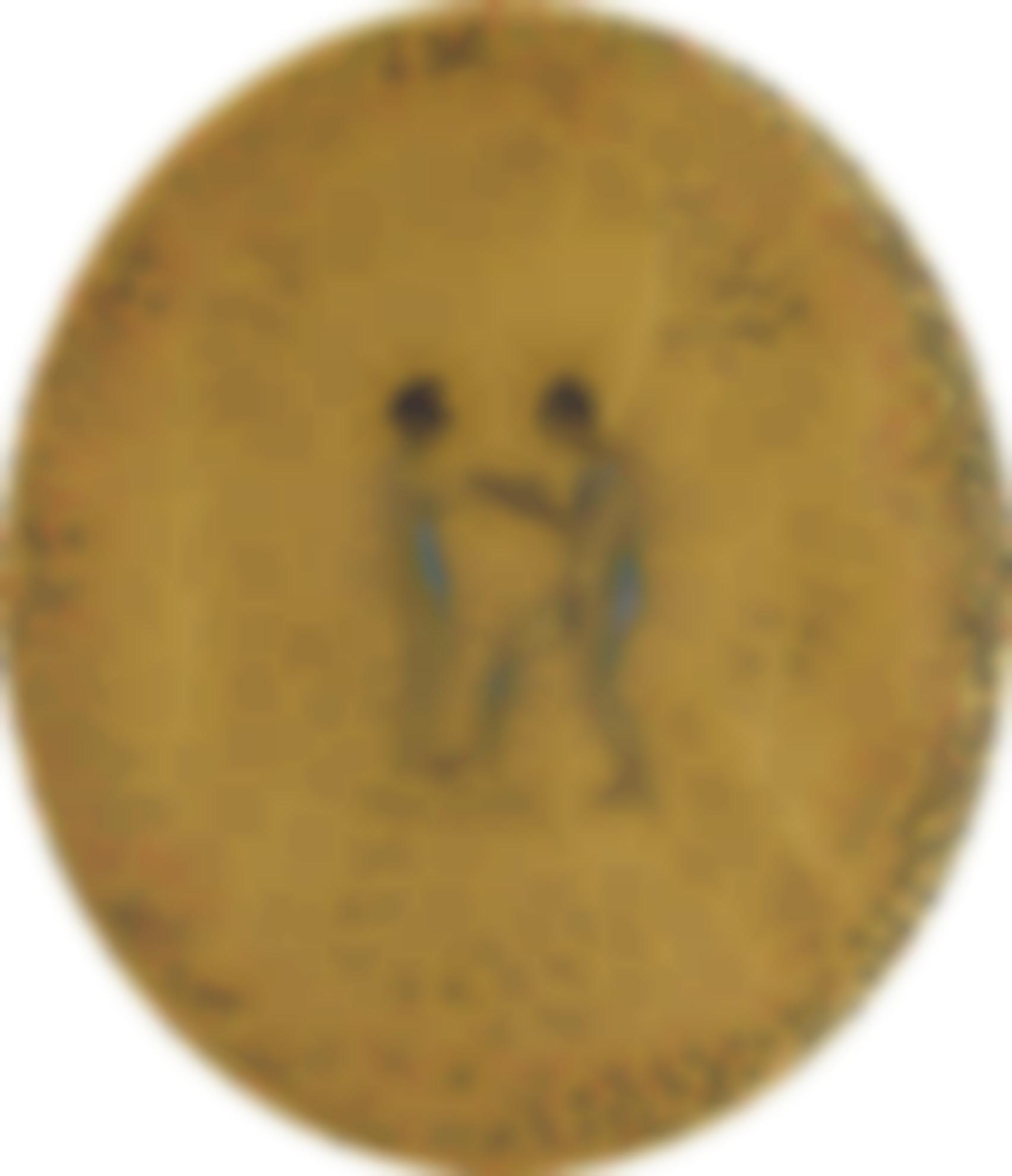 Francis Picabia-Untitled (Couple Dansant)-1926