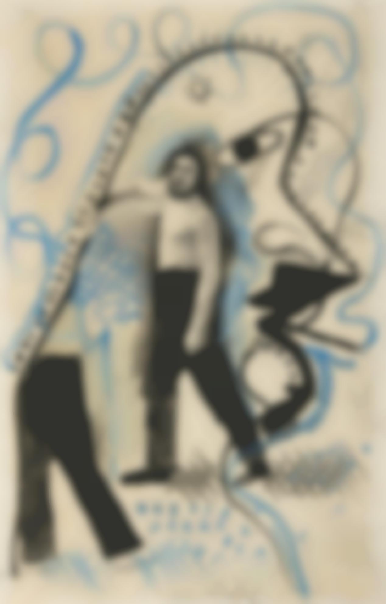 Francis Picabia-Nez Pointu-1927