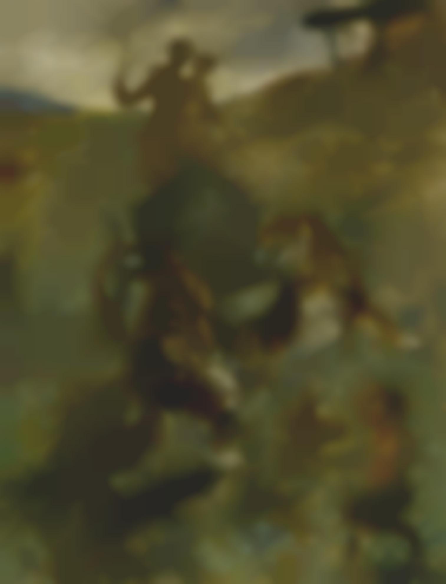 Henri de Toulouse-Lautrec-Allegorie: Le Printemps De La Vie-1883