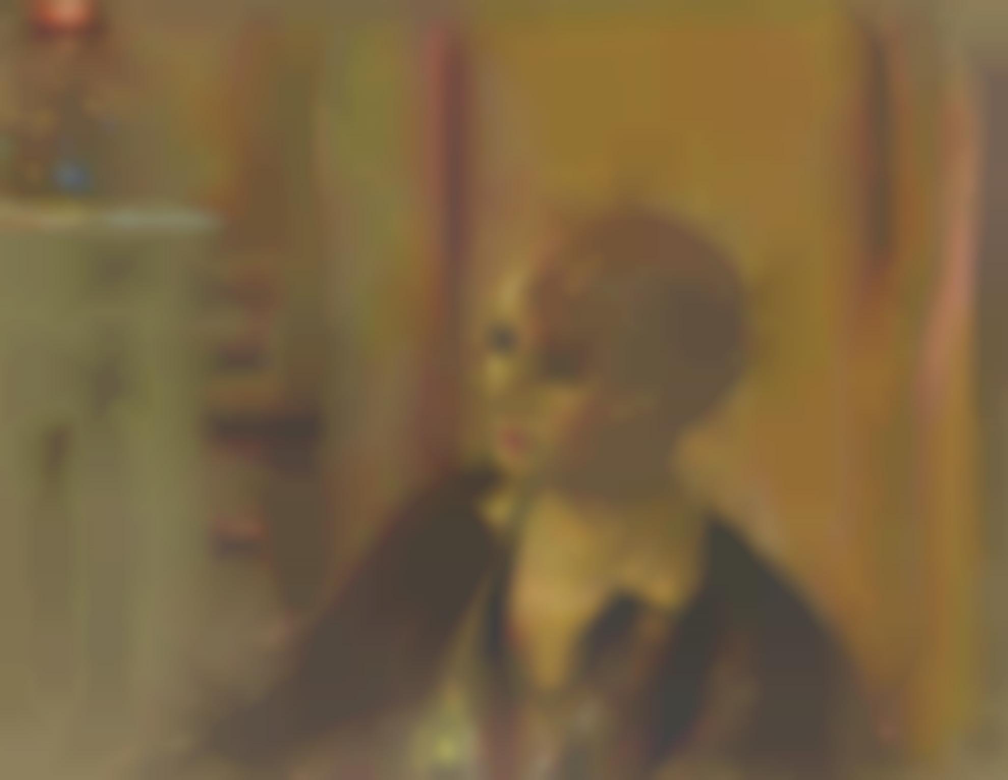 Edouard Vuillard-Portrait De Gabrielle Jonas-1927