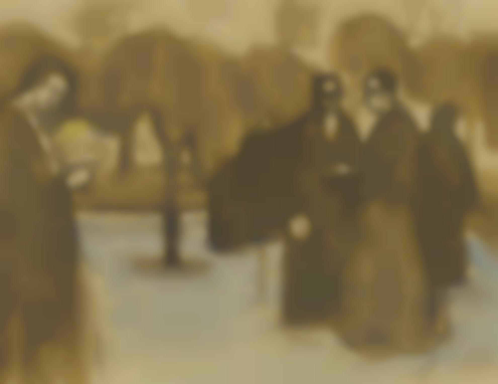 Pablo Picasso-Seminaristes-1900