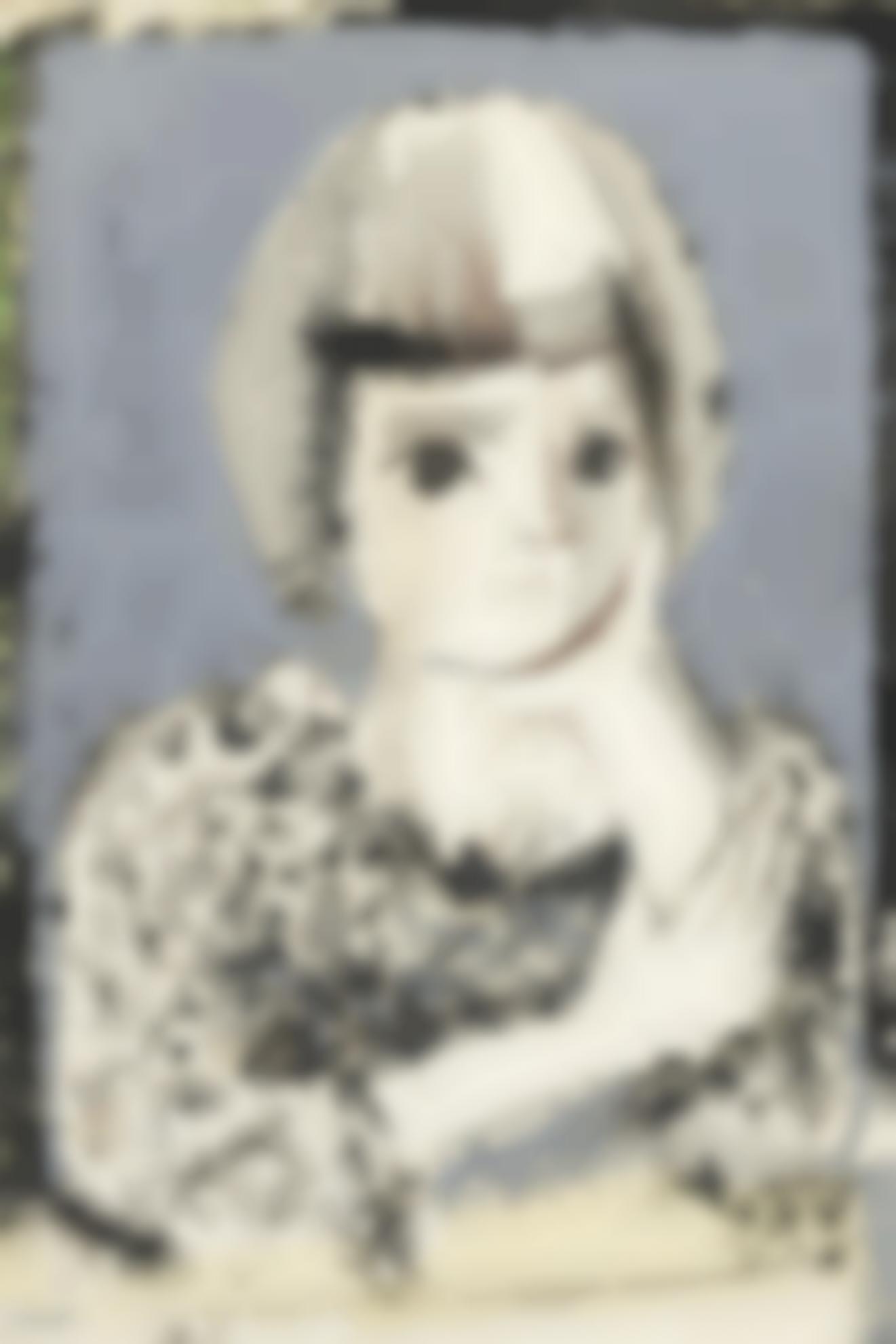 Francoise Gilot-Paloma Pensive-1959