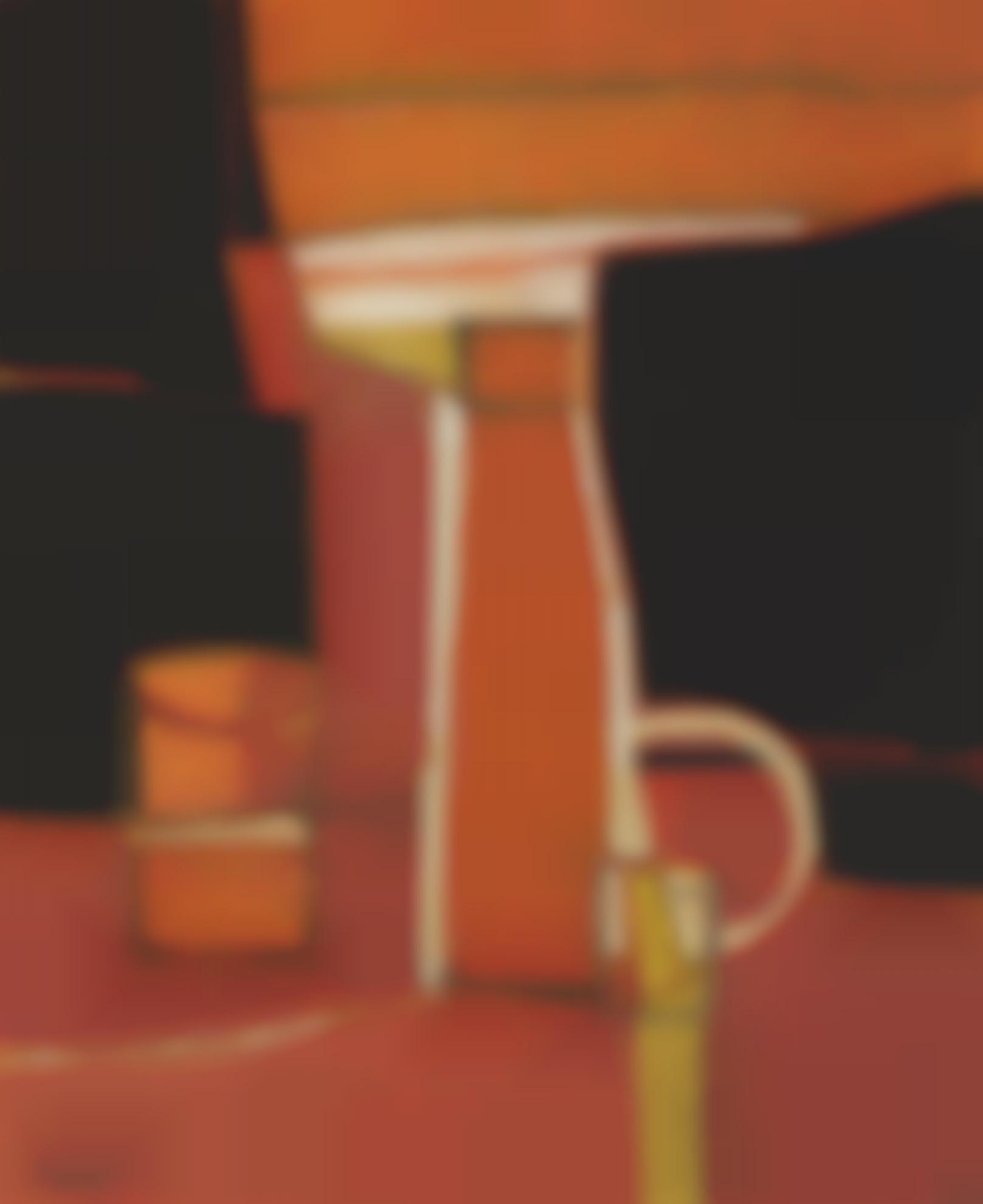 Francoise Gilot-Bottle With A Peach-1960
